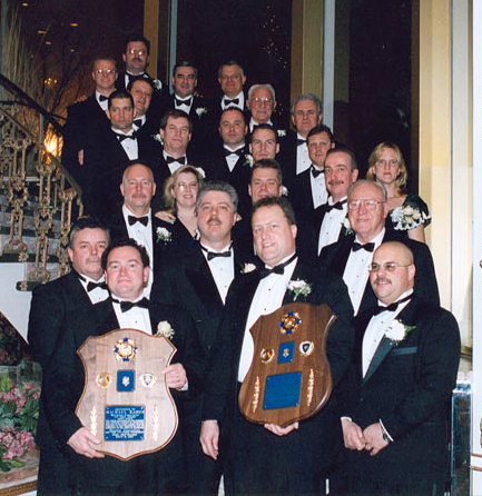 2002 Executive Board