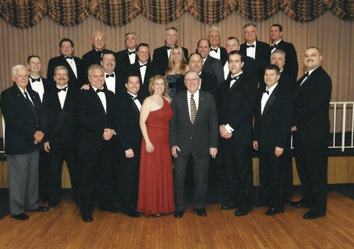 2010 Executive Board