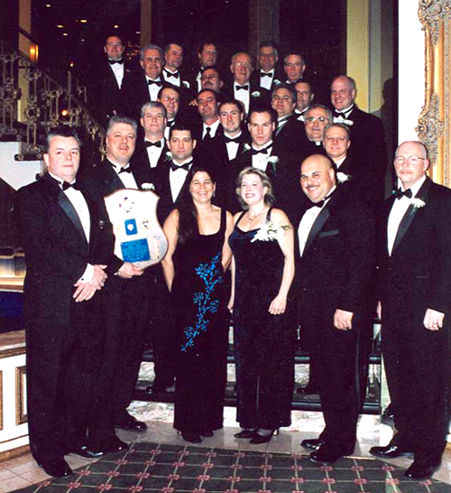 2004 Executive Board